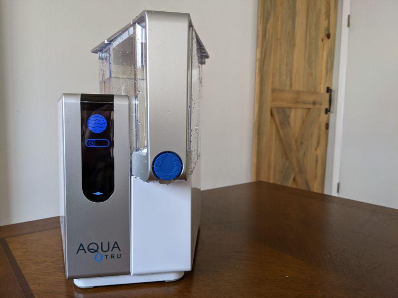 aquatru water purifier review