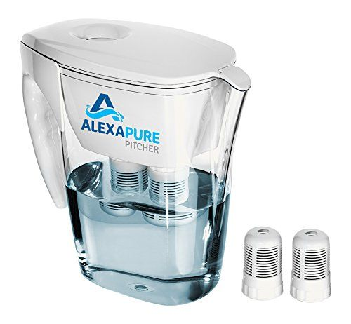 Alexapure Pitcher Water Filter review