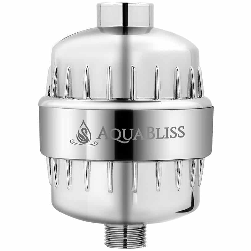 AquaBliss High Output Revitalizing Shower Filter review