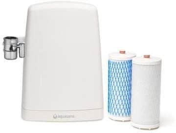 Aquasana Countertop Drinking Water Filter System review