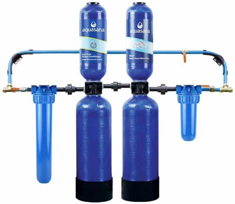 Aquasana Whole House Water Filter System review