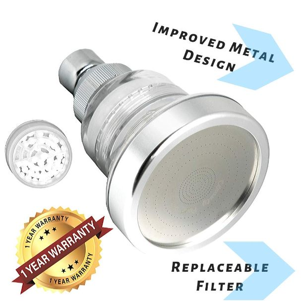 Barclay's Buys Filtered Showerhead review