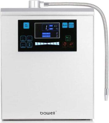 Bawell Platinum Alkaline Water Ionizer Machine review