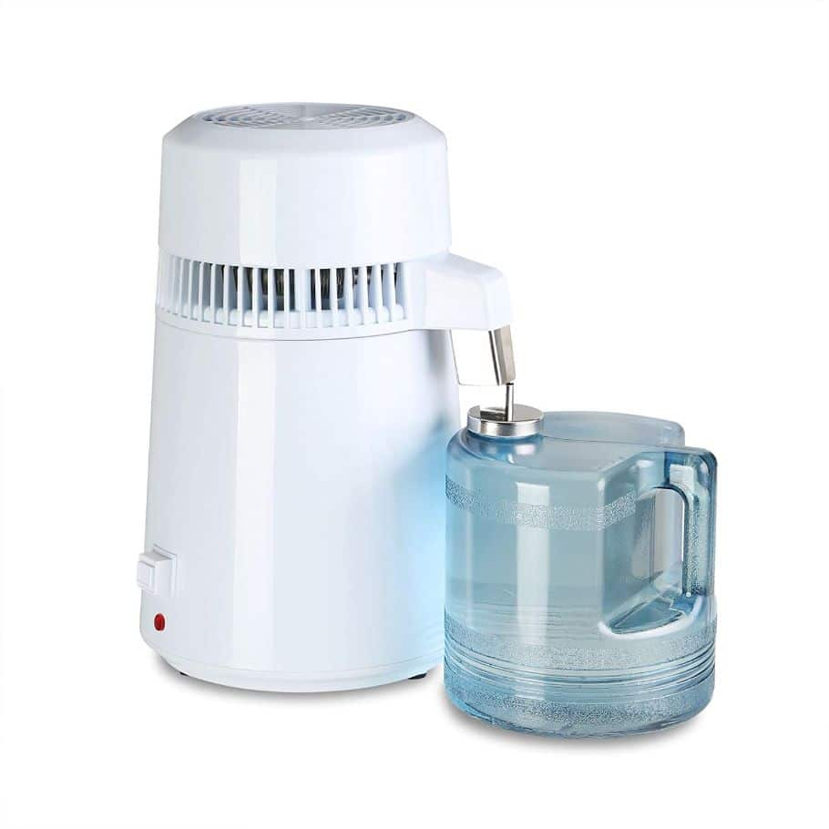 CNCShop Water Distiller review