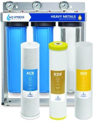 Express Water 3 Stage Home Water Filtration System review