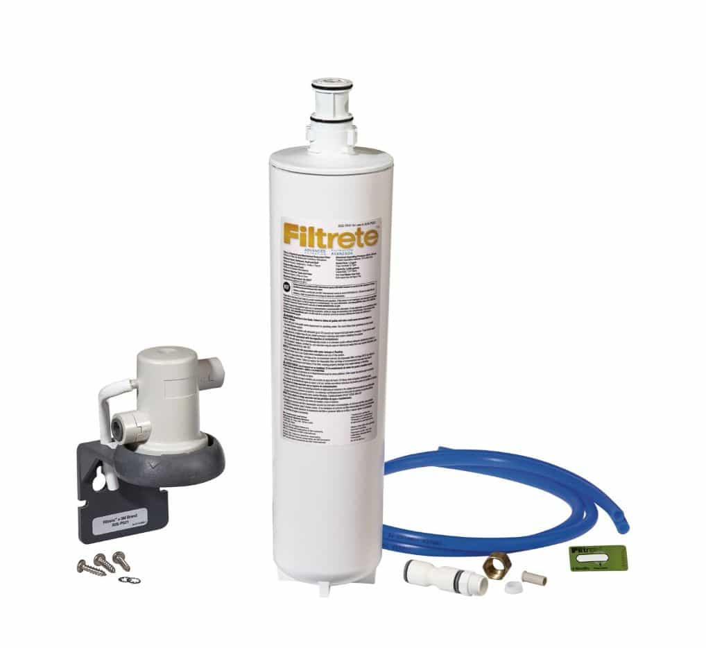 Filtrete Under Sink Water Filtration System review