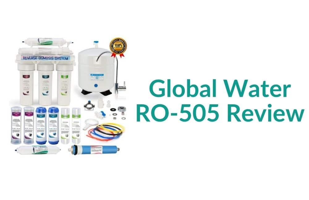 Global Water RO-505 Review