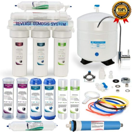 Global Water RO-505 5-Stage Reverse Osmosis Filtration System Review