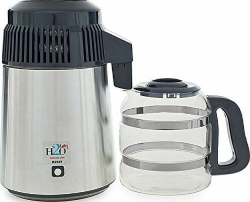 H2o Labs Best-In-Class Stainless Steel Water Distiller review