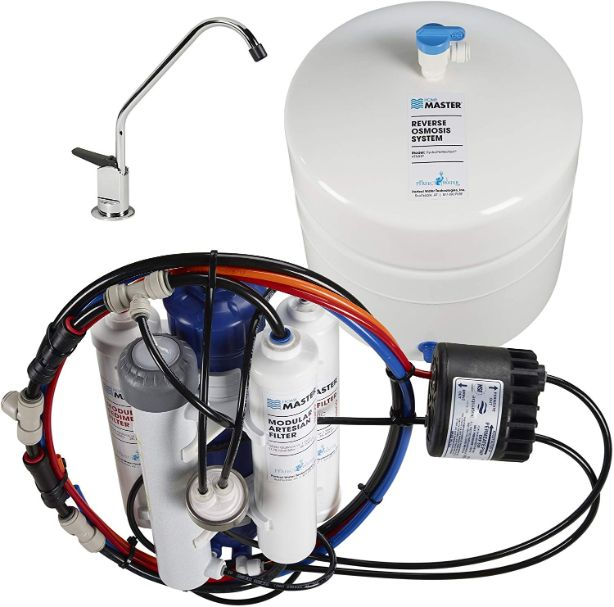 Waterdrop Ro Reverse Osmosis Filtration System Review