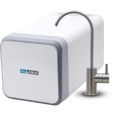 NU Aqua Efficiency Series Tankless Reverse Osmosis System