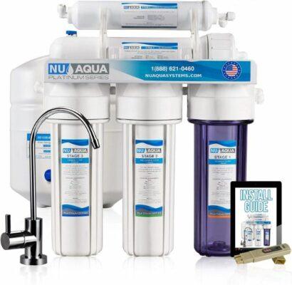NU Aqua Platinum Series review
