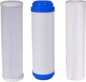 NU Aqua Platinum Series filters