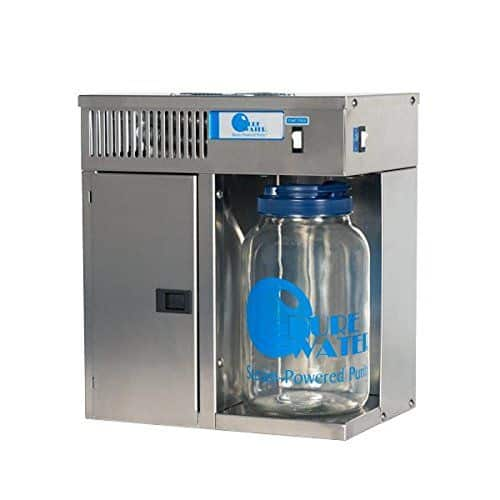 Pure Water Mini-Classic CT Counter Top Distiller review