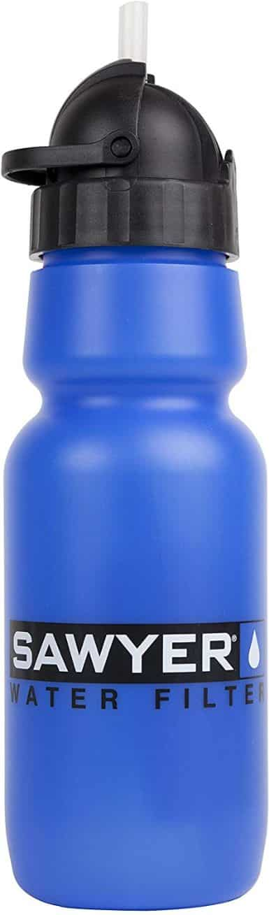 Sawyer Products Personal Water Bottle Filter review