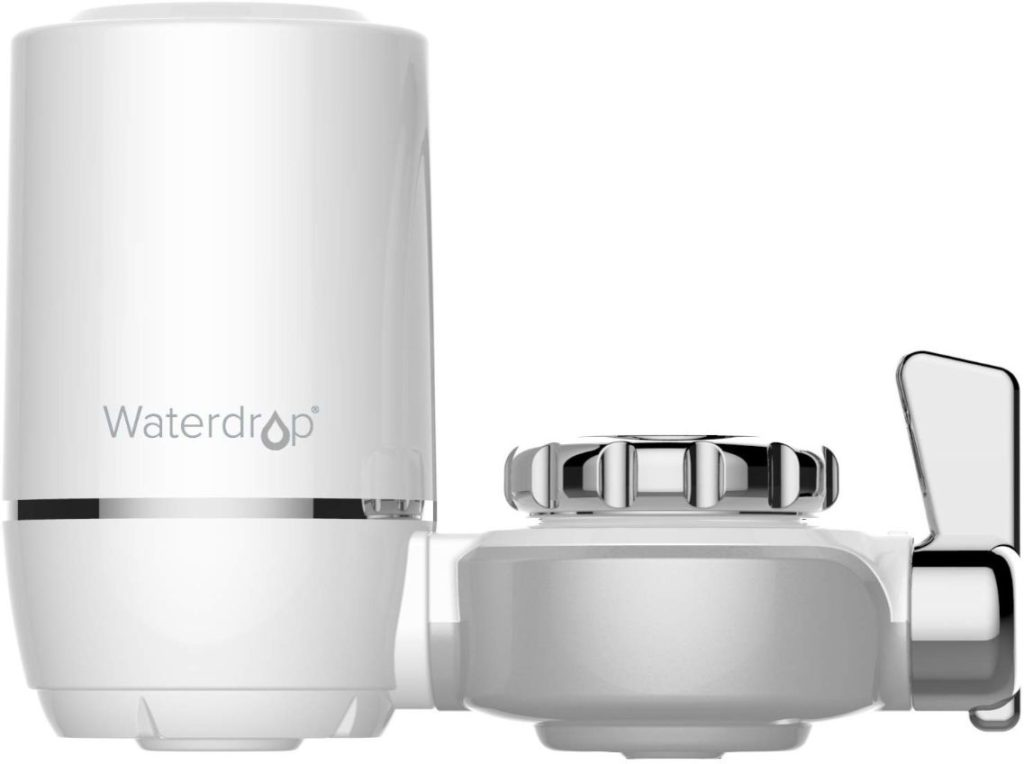 Waterdrop 320-Gallon Water Faucet filter review