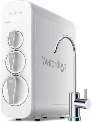 Waterdrop RO reverse osmosis system review