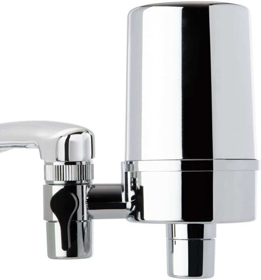 iSpring DF2-CHR Faucet Mount Water Filter review