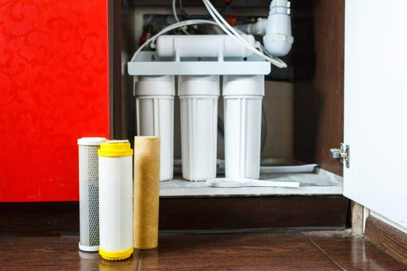 reverse osmosis system replacement filters