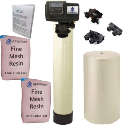 Fleck Iron Pro 2 Combination Water Softener Iron Filter