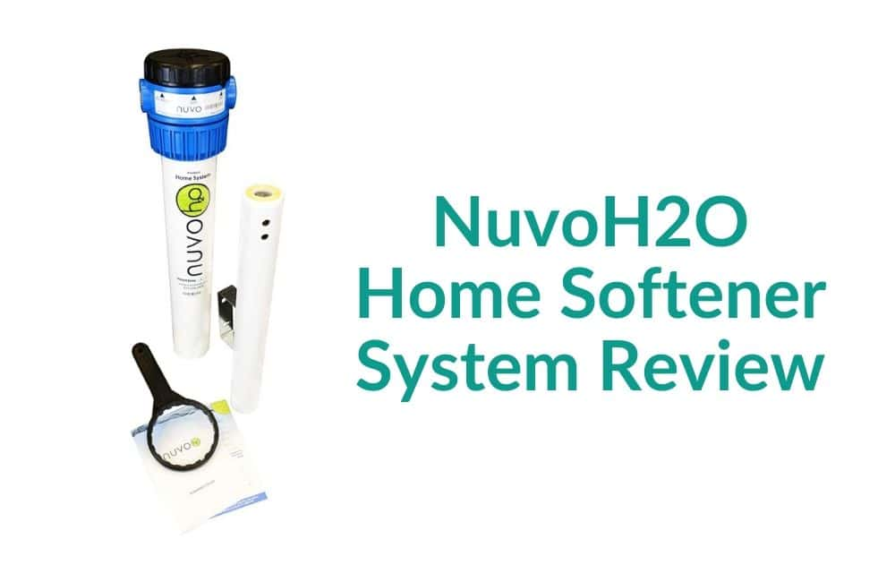 NuvoH2O Home Softener System Review