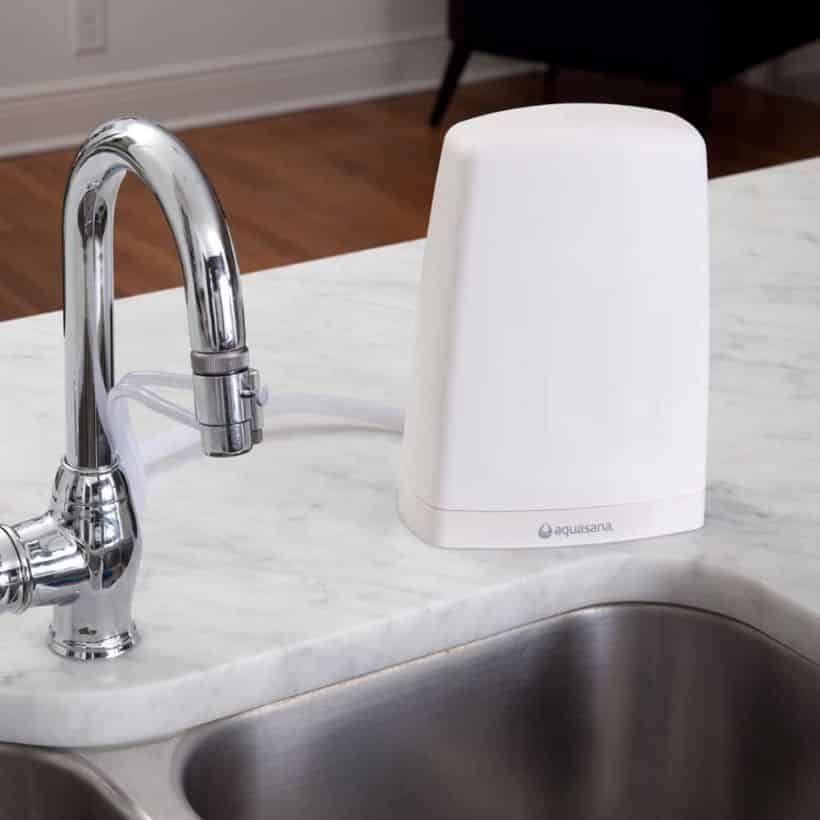 Aquasana Countertop Water Filter review