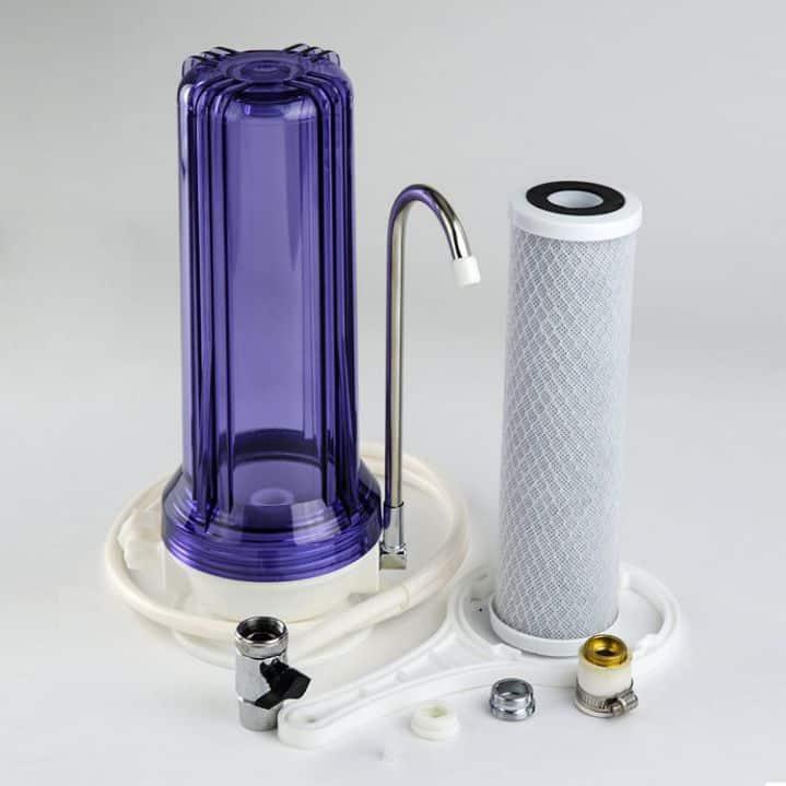 iSpring CKC1C Countertop Water Filter info