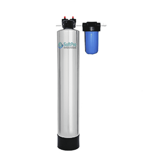 SoftPro Whole House Upflow Carbon Filter review