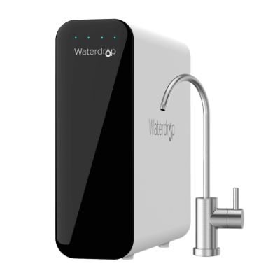 Waterdrop 3-Stage Ultra Filtration Under Sink Water Filter System