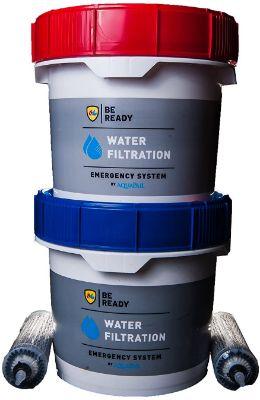 Aquapail Gravity-fed Water Filter