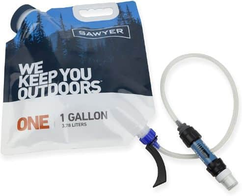 Sawyer Gravity Water Filtration System