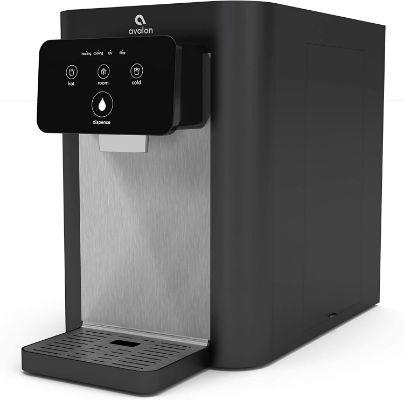 Avalon A9 Electric Touch Countertop Bottleless Cooler Water Dispenser