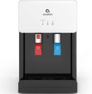 Avalon Countertop Self Cleaning Touchless Bottleless Cooler Dispenser