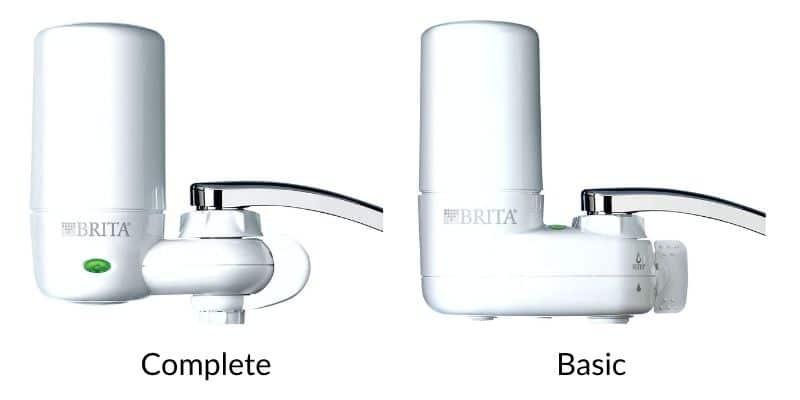 brita faucet filter models