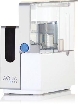 aquatru countertop ro system