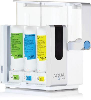 aquatru filter stages