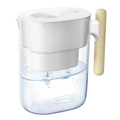 Waterdrop Chubby 10-Cup Water Purifier Pitcher