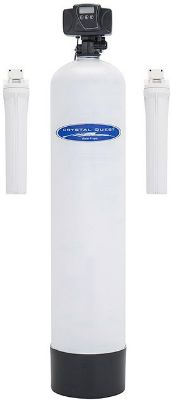 Crystal Quest Iron and Hydrogen Sulfide Whole House Filter