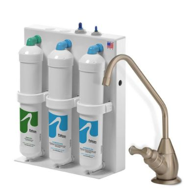 Pelican 3-Stage Under-Counter Drinking Water Filter