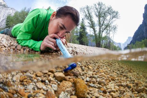 lifestraw personal filtration system