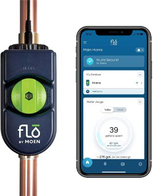 Flo by Moen Smart Water Detector