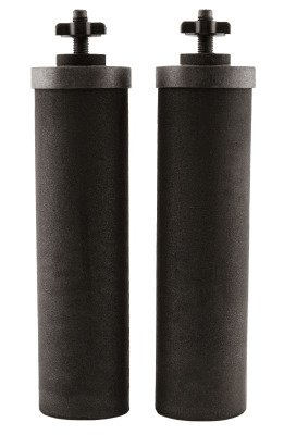 black berkey carbon block filters