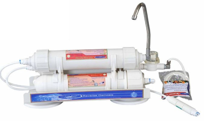 Crystal Quest Portable Reverse Osmosis System