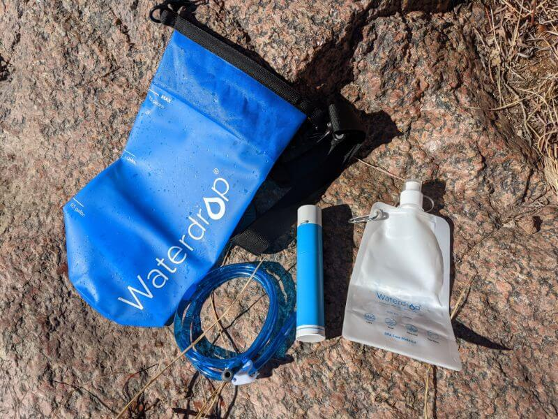 waterdrop filter straw accessories
