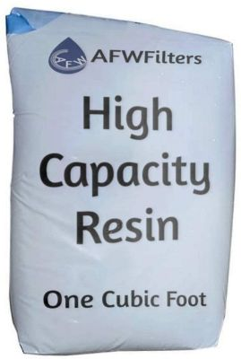 AFWFilters High Capacity Resin