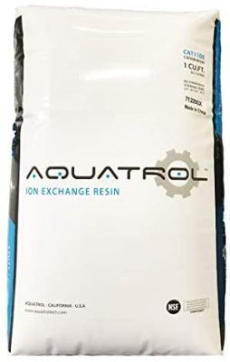 Aquatrol Water Softening Resin Softener Media