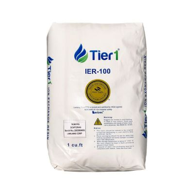 Tier1 Ion Exchange Resin