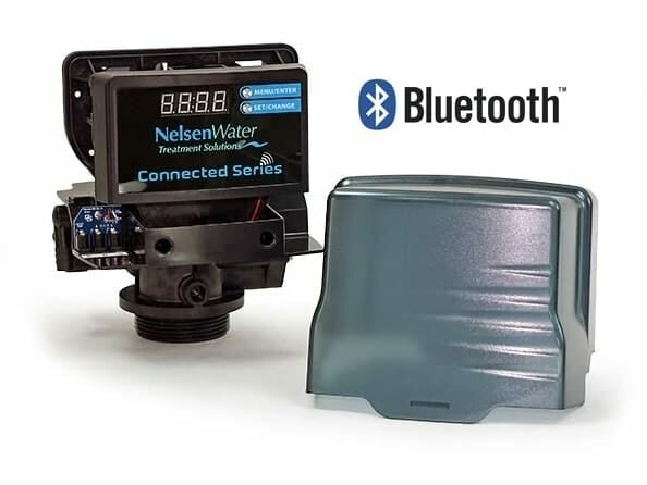springwell water softener bluetooth controlled head