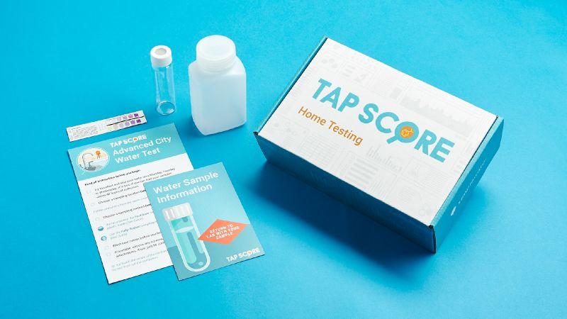 tap score water test
