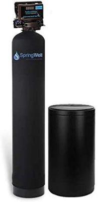 SpringWell Tannin Softener System